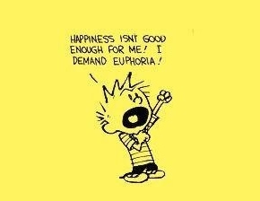 Calvin: I DemandEuphoria